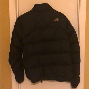 North Face Puffy Jacket 700